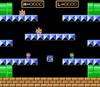 Super Mario Bros. 3 NES Game in game classic arcade level.