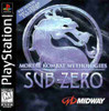 Mortal Kombat Mythologies:Sub Zero - PS1 Game