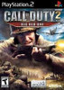 Call of Duty 2 Big Red One - PS2 Game