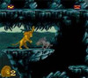 Lion King, Disney's The - SNES Game Play