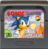 Sonic The Hedgehog - Game Gear