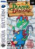Blazing Dragons - Saturn Game