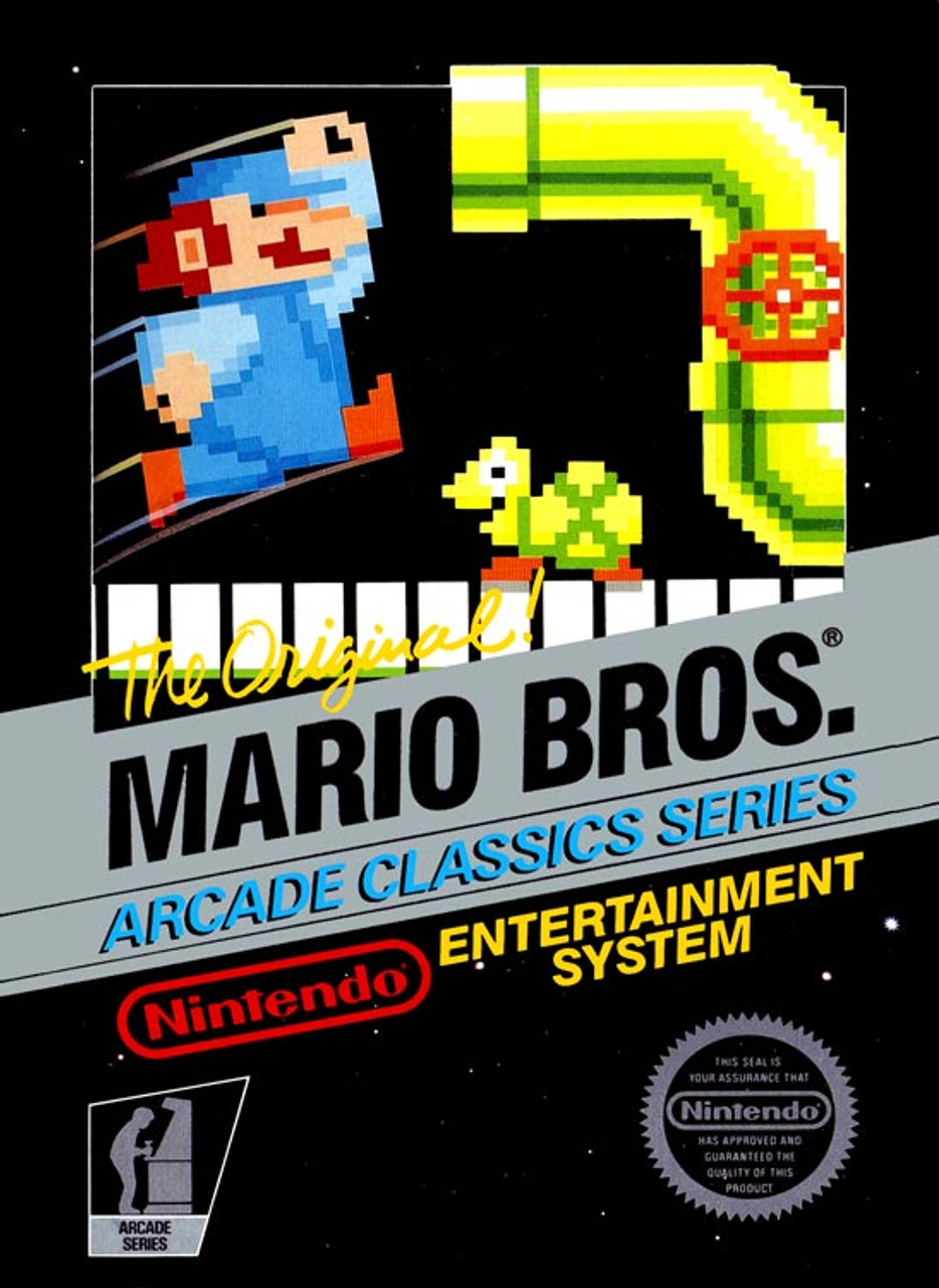 Image result for mario brothers nes