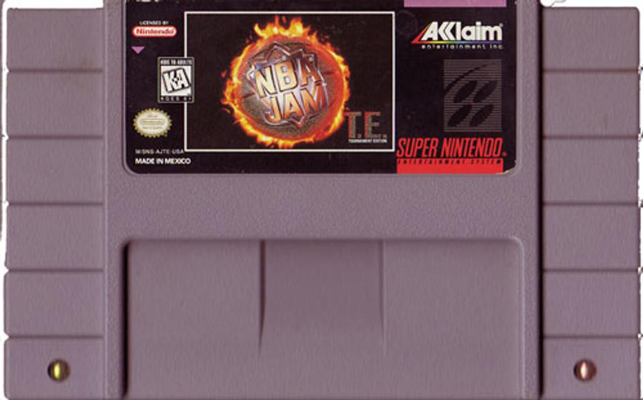 Nba Jam Tournament Edition Super Nintendo Snes Game For Sale