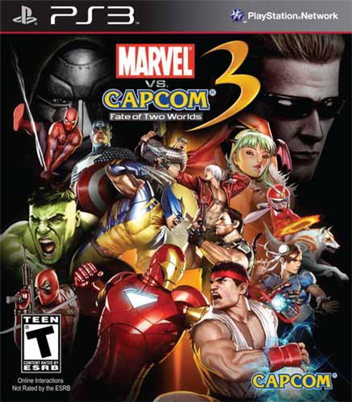 marvel vs capcom 2 ps2 manual