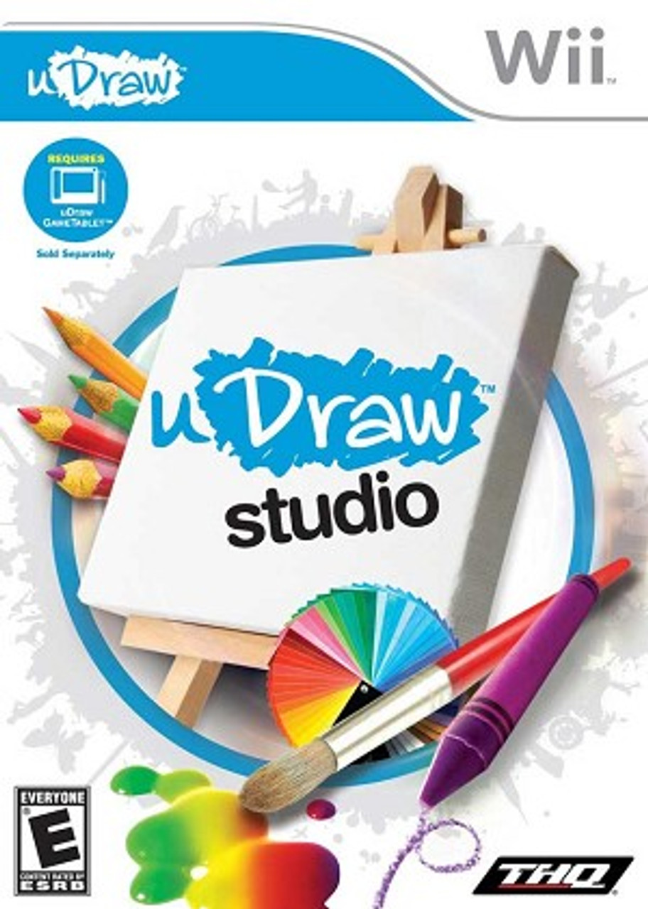 u draw studio wii game for sale dkoldies PSP Controller PSP 3 System