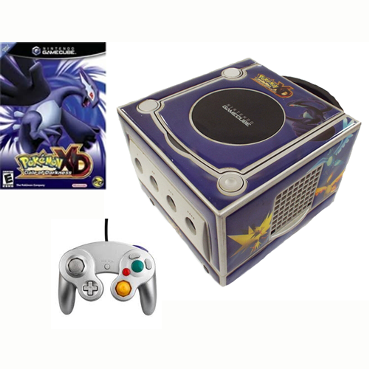 Nintendo gamecube pokemon xd skin bundle player pak for sale - Gamecube pokemon xd console ...