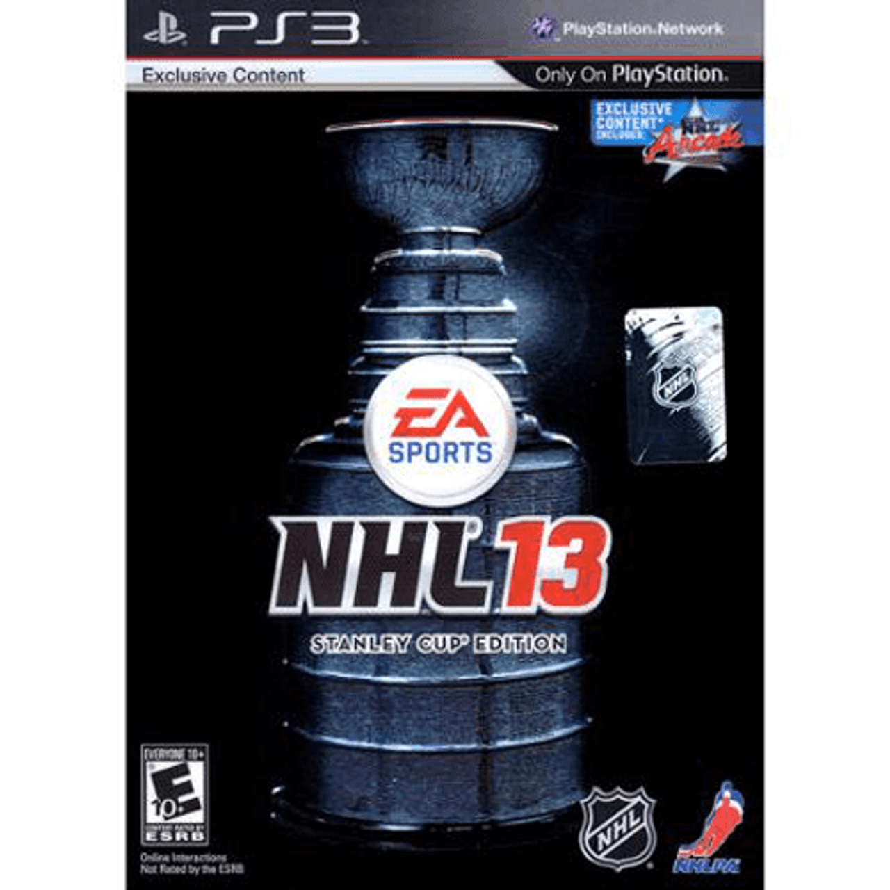 nhl 13 stanley cup edition ps3 game for sale dkoldies PSP 3 System PSP Manual PDF English
