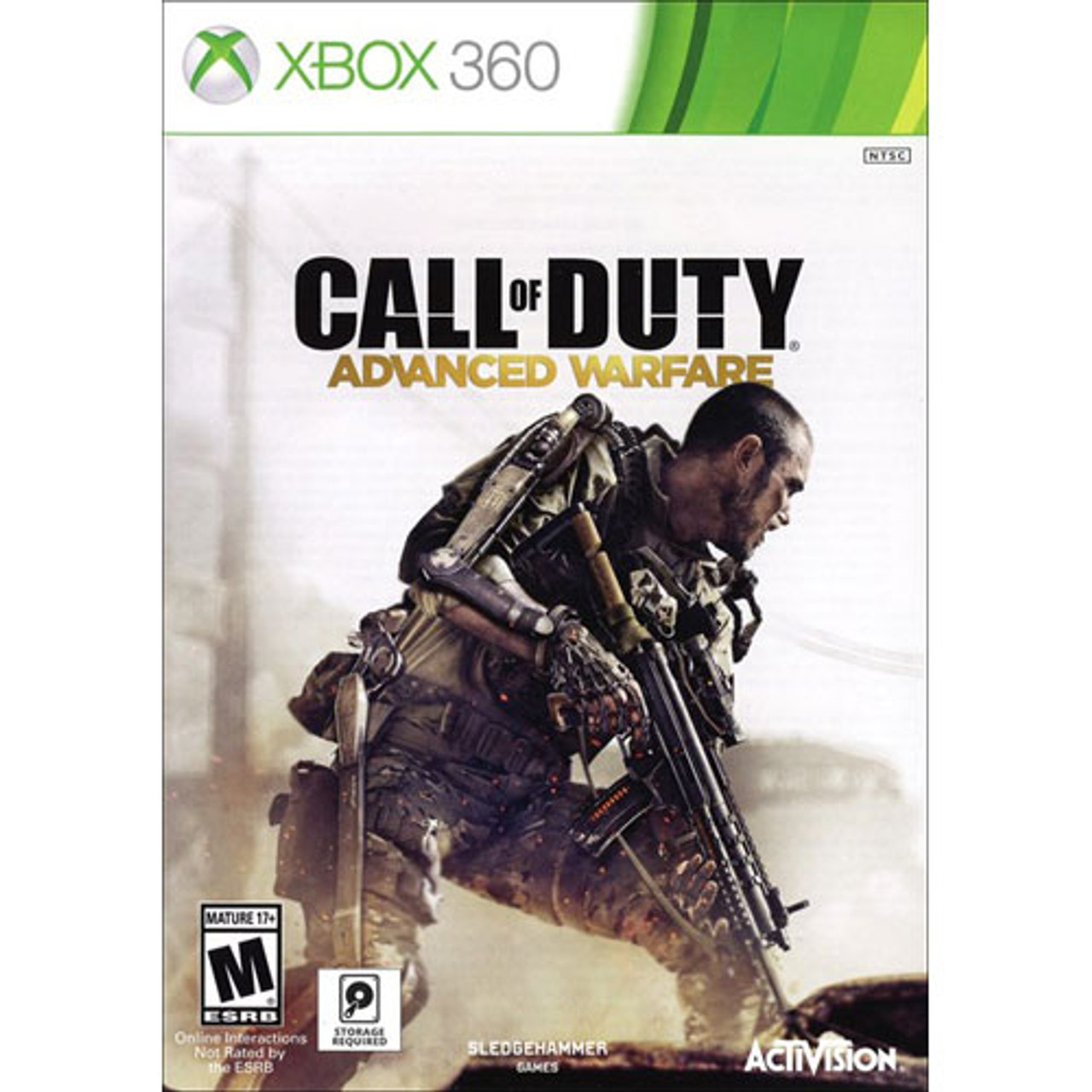 Call of Duty Advanced Warfare Xbox 360 Game For Sale | DKOldies
