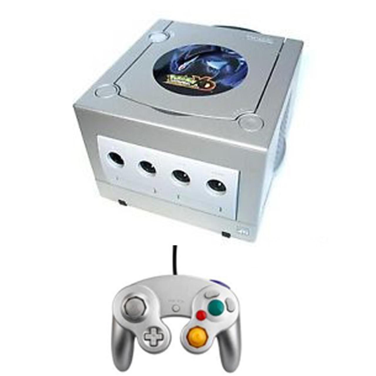 Nintendo gamecube platinum pokemon xd player pak for sale - Gamecube pokemon xd console ...