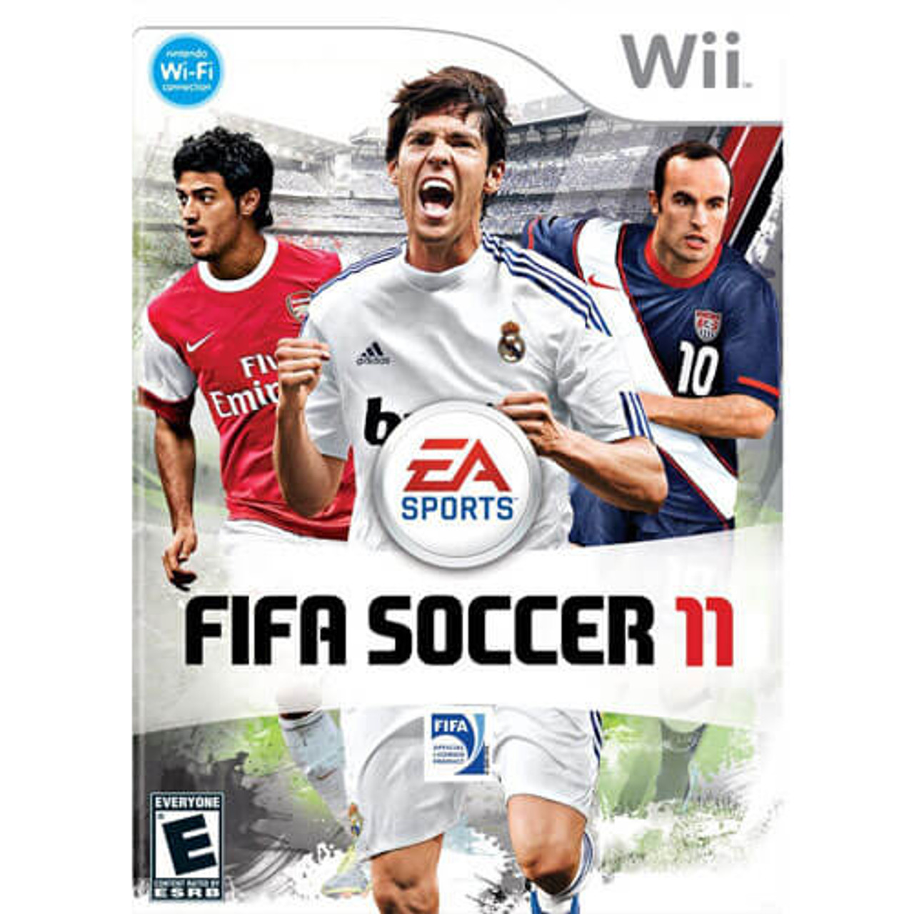 fifa soccer 11 nintendo wii game for sale dkoldies Sony PSP 2001 Manual PSP 3 System