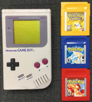 Pokemon Game Boy Games, You Gotta Catch'em All Before Pokemon Sun and Moon for the 3DS