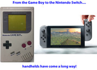 New Nintendo Switch Proves GameBoy Won The Console Wars