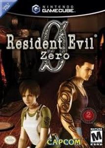 Resident Evil Zero - GameCube Game