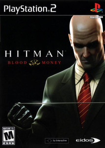 Hitman: Blood Money - PS2 Game