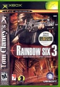 Rainbow Six 3 - Xbox Game