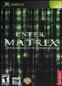 ENTER The MATRIX - Xbox Game
