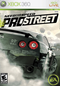 Need For Speed Pro Street - Xbox 360 Game