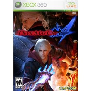 Devil May Cry 4 - Xbox 360 Game
