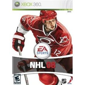 NHL 08- Xbox 360 Hockey Video Game