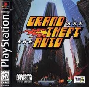 Grand Theft Auto Gta Ps Game