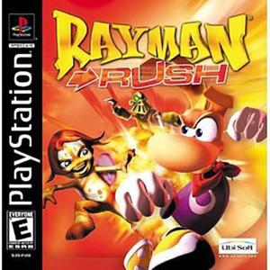 Rayman: Rush - PS1 Game