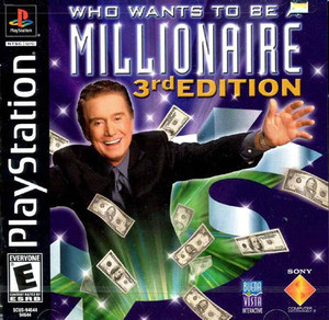 Who Wants To Be A Millionaire - PS1 Game