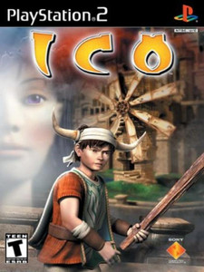 ICO - PS2 Game