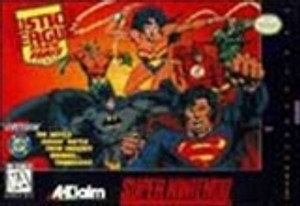 Justice League Task Force - SNES Game
