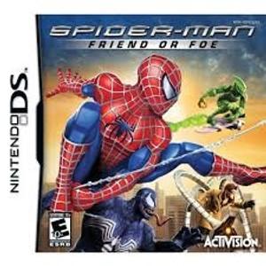 Spider-Man Friend or Foe - Nintendo DS
