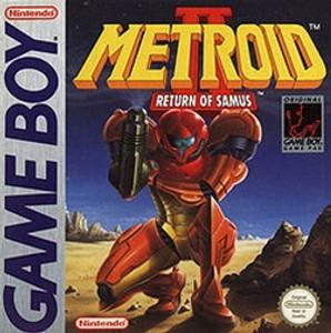 Metroid II:Return of Samus - Game Boy