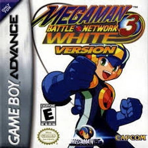Mega Man Battle Network 3 White - Game Boy Advance