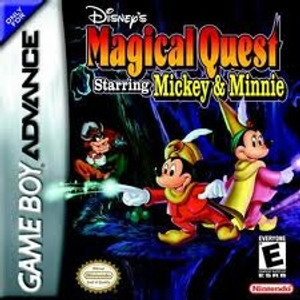 Magical Quest - Game Boy Advance Game