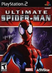 Ultimate Spider-Man - PS2 Game