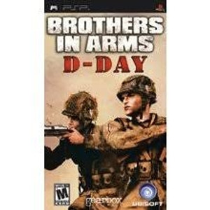 Brothers In Arms D-Day -  PSP Game
