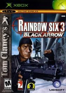 Rainbow Six 3 Black Arrow - Xbox Game