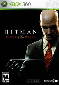 Hitman Blood Money - Xbox 360 Game