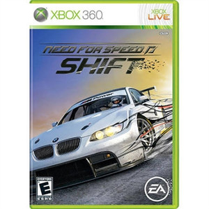 Need For Speed Shift - Xbox 360 Game