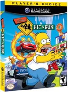 Simpsons Hit & Run - GameCube Game
