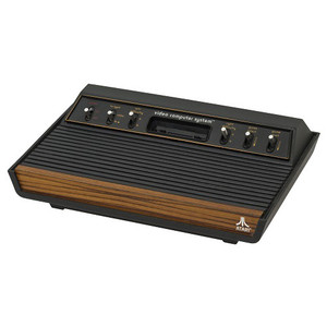 Atari 2600 replacement console only for sale dkoldies - Atari game console for sale ...