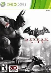 Batman Arkham City - Xbox 360 Game