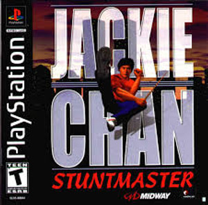 Jackie Chan Stuntmaster  - PS1 Game
