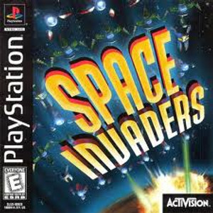 Space Invaders - PS1 Game