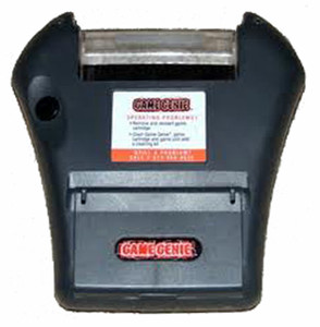 Game Genie with Book - Game Gear