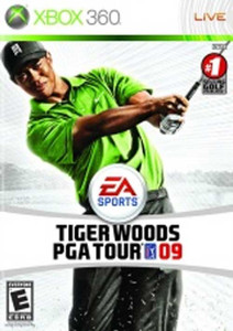 Tiger Woods PGA Tour 09 - Xbox 360 GameTiger Woods PGA Tour 09 - Xbox 360 Game