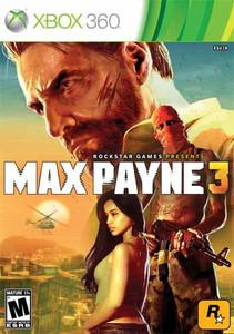 Max Payne 3 - 360 Game