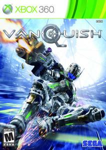 Vanquish Xbox 360 Game