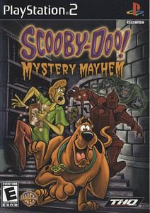 Scooby-Doo Mystery Mayhem PS2 Game