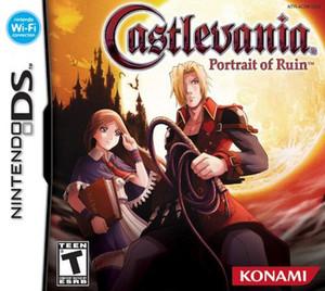 Castlevania Portrait of Ruin - DS Game