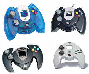 3rd Party Controller - Dreamcast